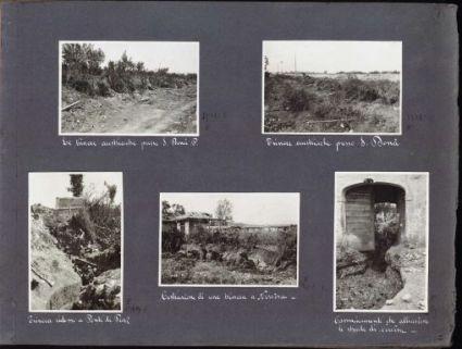 Dal n° 1419 F al n° 2054 F. Sezione Cinegrafica del Comando Supremo