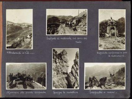Dal N. 2568 F. al N. 2865. Sezione Foto-Cinegrafica del Comando Supremo.