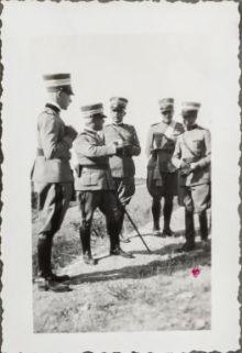 In manovre: S.A.R. il duca di Bergamo interroga il capitano Roero di Cortanze