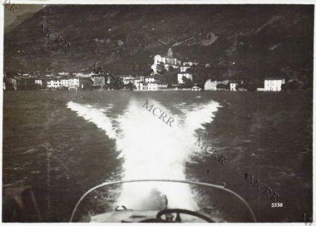 Gall. Lago di Garda: nella scia di un M.A.S.