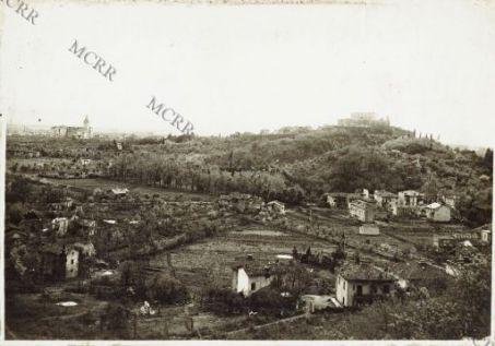 Panorama del Castello di Castagnevizza