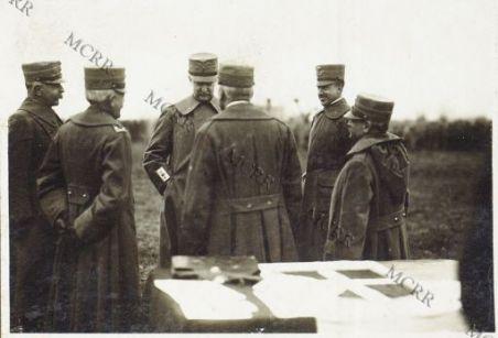 S. E. Pozzo e le L. L. A. A. R. R. il Duca d'Aosta ed il Conte di Torino