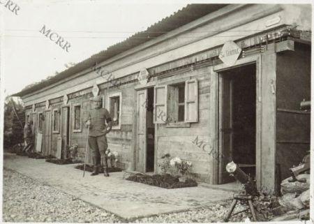 Sul Nad Logem - Il gen. Sani comandante la Brigata Pinerolo
