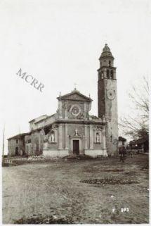 La chiesa di Vettorazzi