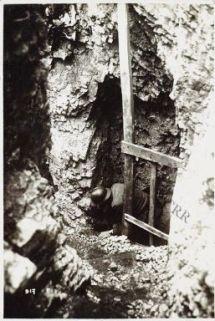 Nelle caverne presso Loppio
