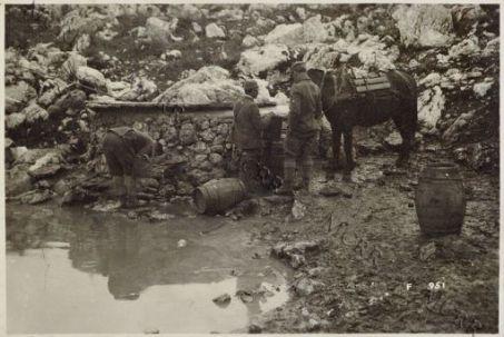 Rifornimenti d'acqua