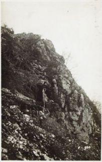 I rifugi nella roccia