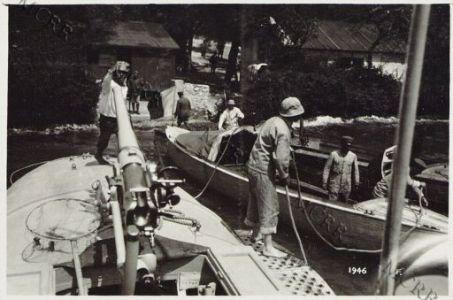 Auto-scafi M. A. S. sul Garda