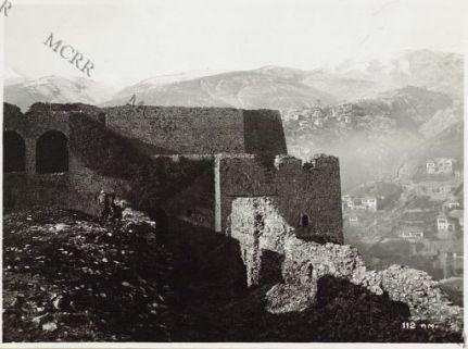 Bastioni del Castello di Argirocastro.