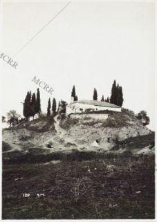La chiesa ortodossa di Mifoli.