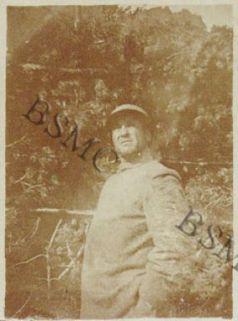 Sold. Bosio Antonio della 560 C.M., Malga Busi, agosto 1917