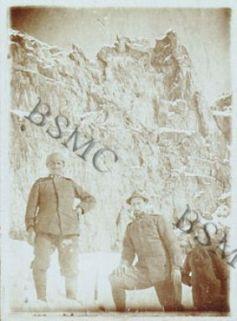 Salendo al [...] davanti a Passo Volontari, io [...] ottobre 1918