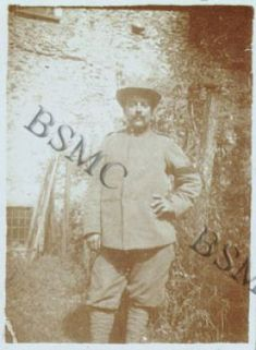 Sold. Bormida Carlo detto Carlin sellaio della 1452 C.M., Lovero Valtellino, settembre 1918