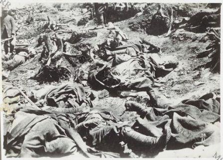I gas asfissianti sul S. Michele. 29 giugno 1916