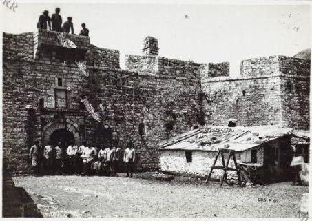 Porto Palermo: il castello