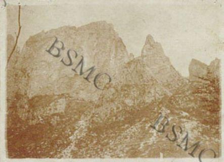 [...] da Malga Busi, agosto 1917