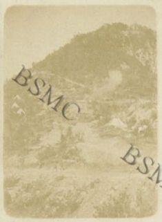Parte un colpo da 210, Malga Fieno, luglio 1917