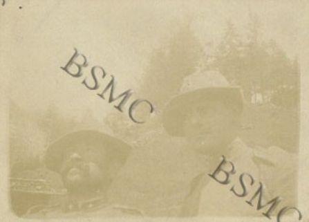 [...] Baita Pradaccia, maggio-giugno 1918