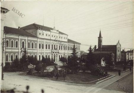 Thiene. Palazzo Municipale.