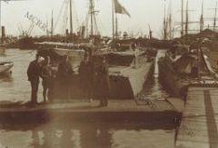 Comandante del M. A. S. a Savona