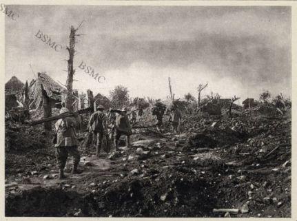 Dompierre (Somme). Occupation par les troupes françaises