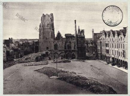 Arras. Le befjroi