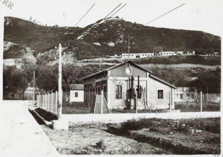 Fronte albanese. Sottostazione