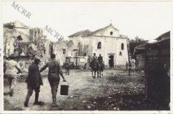 Varie guerra mondiale (Isonzo, Monfalcone, Gorizia, Carso). Dintorni di Gorizia
