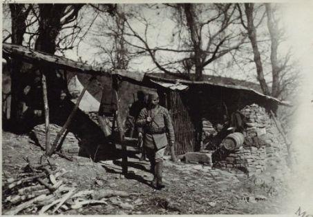 Fronte albanese. Ai ricoveri
