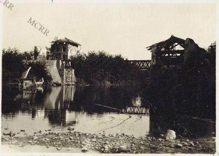 Rubbia. Il nuovo ponte sul Vipacco