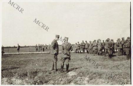 S.A.R. il Duca d'Aosta ed il Gen. Secco