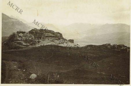 Il Castello ed il forte di Brentonico