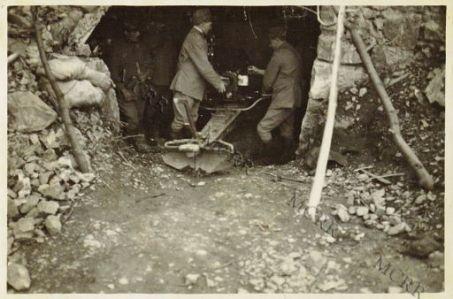 Val d'Adige - Appostamento d'artiglieria