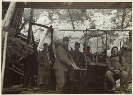 Viaggio di S.E. il Generale Cadorna in Trentino
