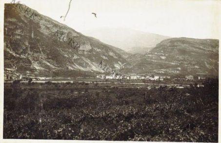Val Lagarina. Santa Lucia, M. Altissimo ed il Talpina