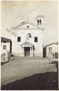 Savogna - La chiesa