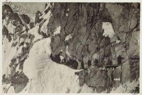Gall: Arditi passaggi alpini nella zona del Tonale