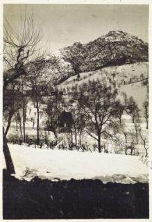 Val di Ledro. Le posizioni austriache