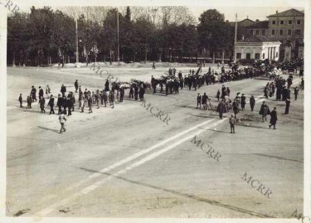 Udine - Cerimonia pro soldati defunti 2 nov. 1916