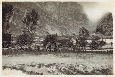 Serpenizza - Artiglieria da montagna
