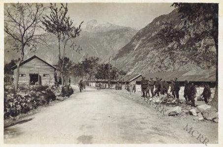 Conca di Plezzo - Baraccamenti
