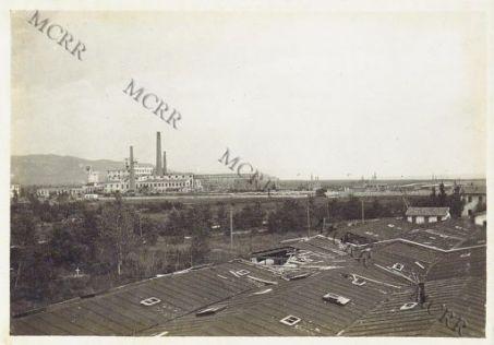 Monfalcone - Cantiere. Officine elettriche e Adria Werke