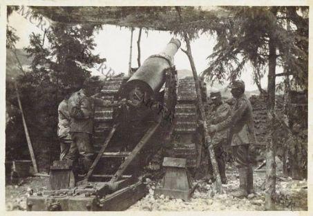 M. Novegno - Cannone da 149