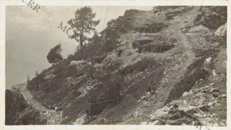 Cima Mezzana (sopra Passo Buole)