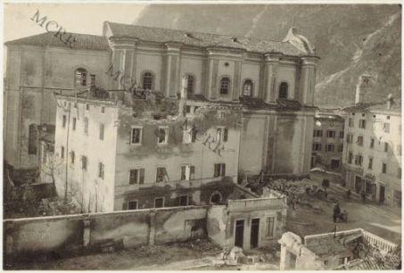 Canonica, rovine