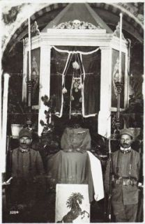Funerali del Magg. Baracca