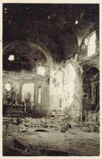 Mossa - La chiesa