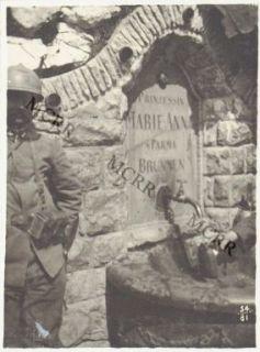 Album 54. La fontana austriaca di Ravna dedicata a un precedente del Ducato di Parma.