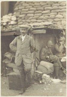 Album 54. Il maestro Toscanini sul Monte Santo