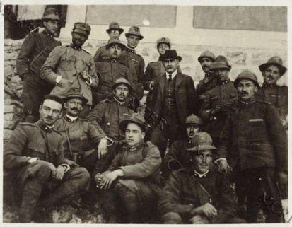 Album 51. Kipling al fronte italiano.